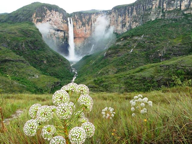Cachoeira Tabuleiro Minas gerais